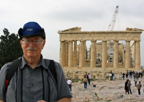 If you are a history buff, as I am, having your photo taken with the Parthenon as a backdrop is a true privilege.