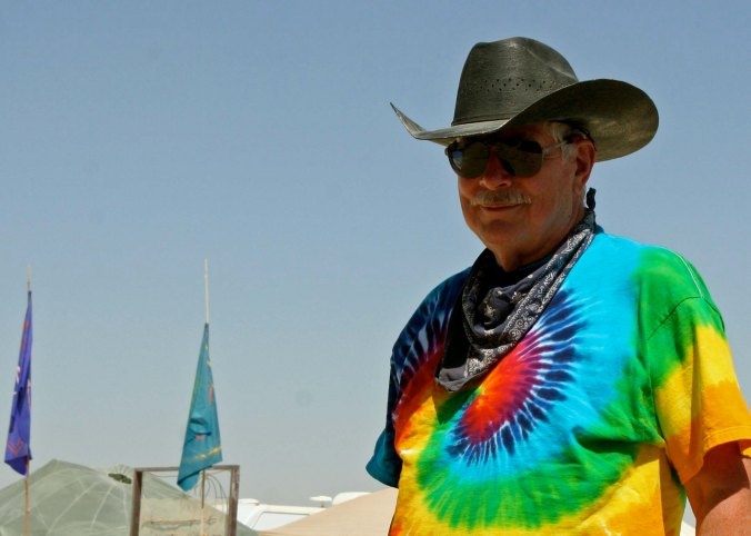 Over the next few months, I'll be blogging about various aspects of Burning Man. Join me.