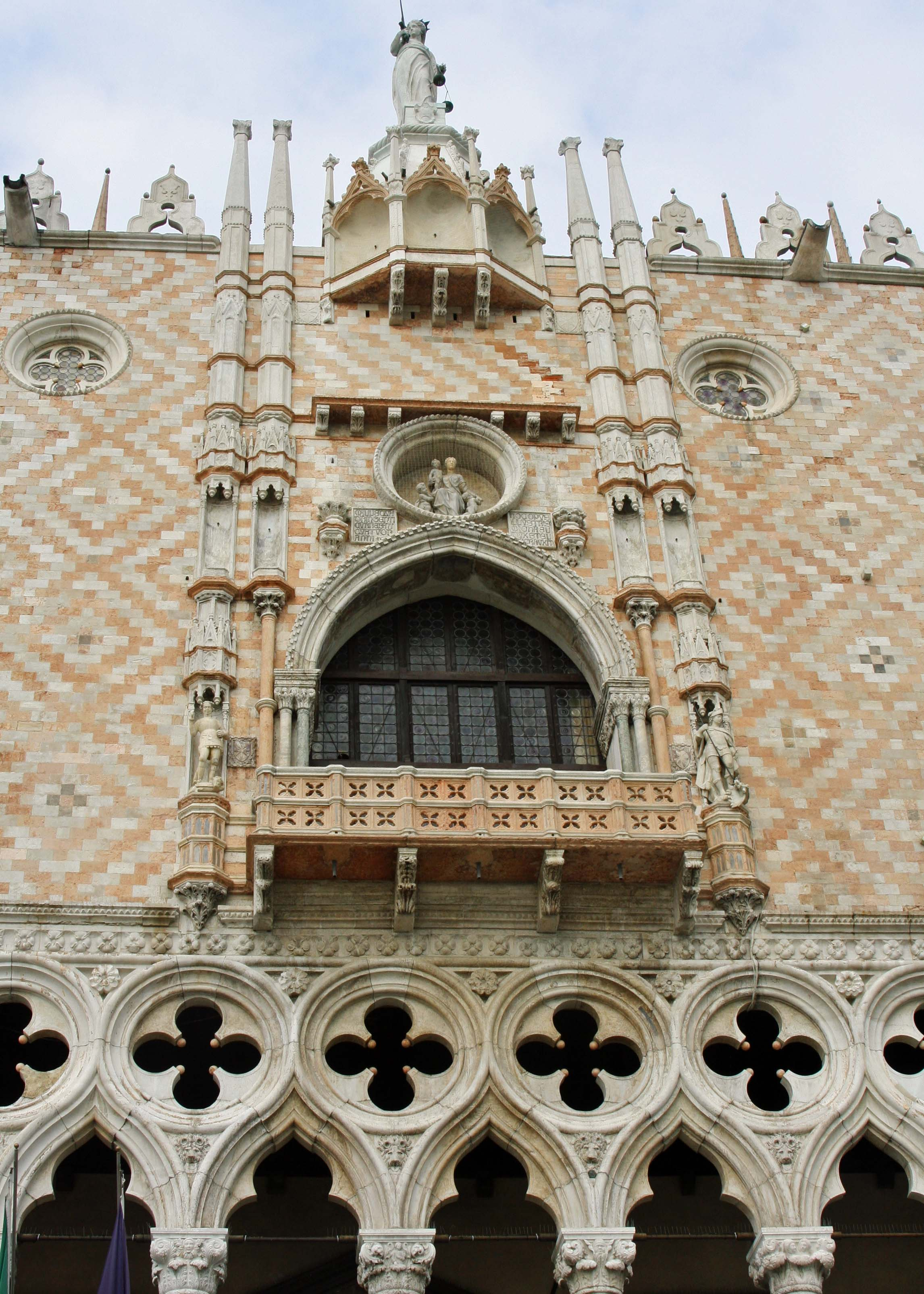 The Doge's Place once served as the center of government for Venice and was home of the Doge, the most powerful man in Venice at the time and therefore one of the most powerful men in the western world. Today the palace is a museum filled with magnificent art.