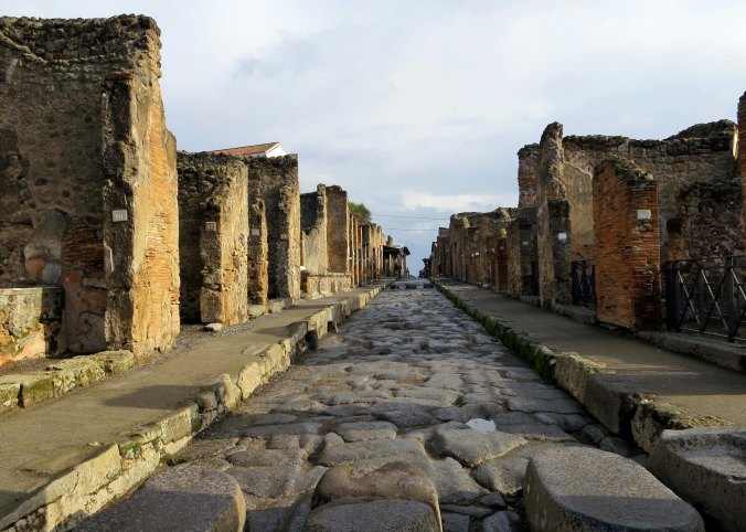 Buried by a pyroclastic flow of volcanic rocks in 89 AD, Pompeii provides one of our most detailed accounts of what life was like in the Roman Empire.