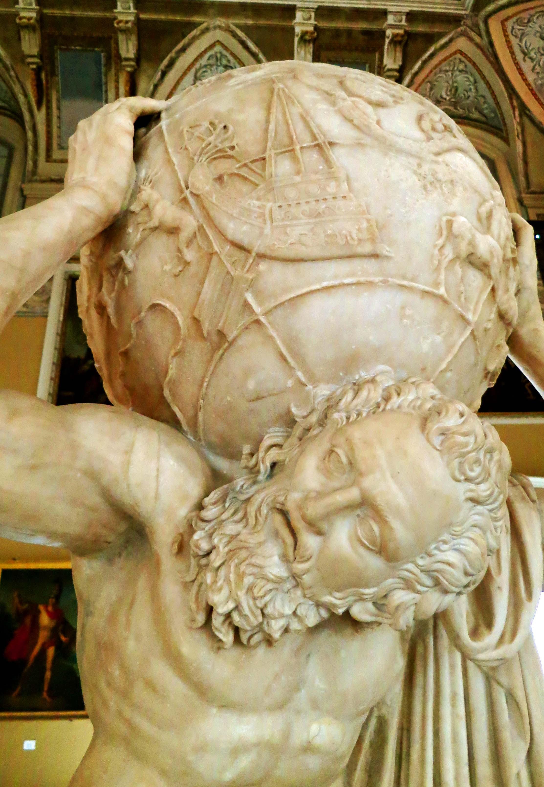Greek Gods Atlas Ancient Atlas En En En God Gods