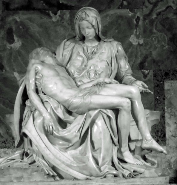 Seeing Michelangelo's Pieta on its own is worth visiting St. Peter's Basilica.