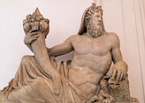 Since we will be traveling to Rome next on Traveling Through Time and Space, I thought I would conclude with the God of the Tiber River. Tiberinius.