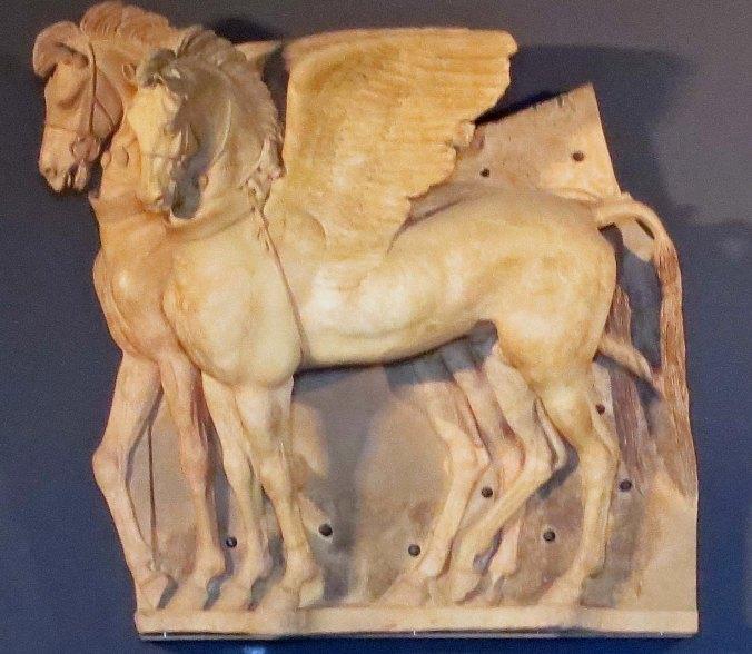 Winged Horses of Tarquinia