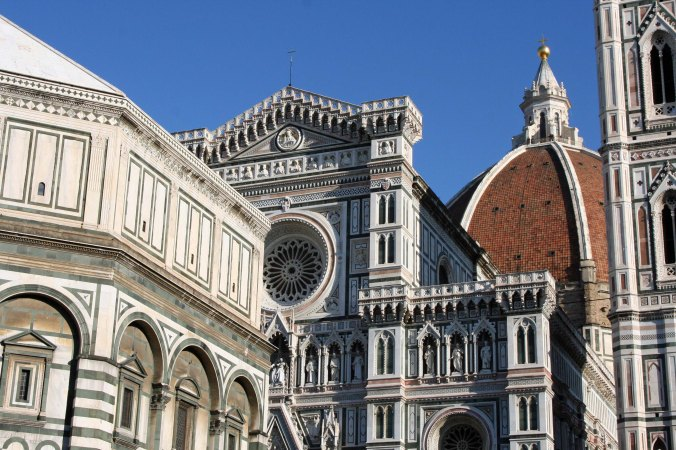 Duomo Church in Florence Italy