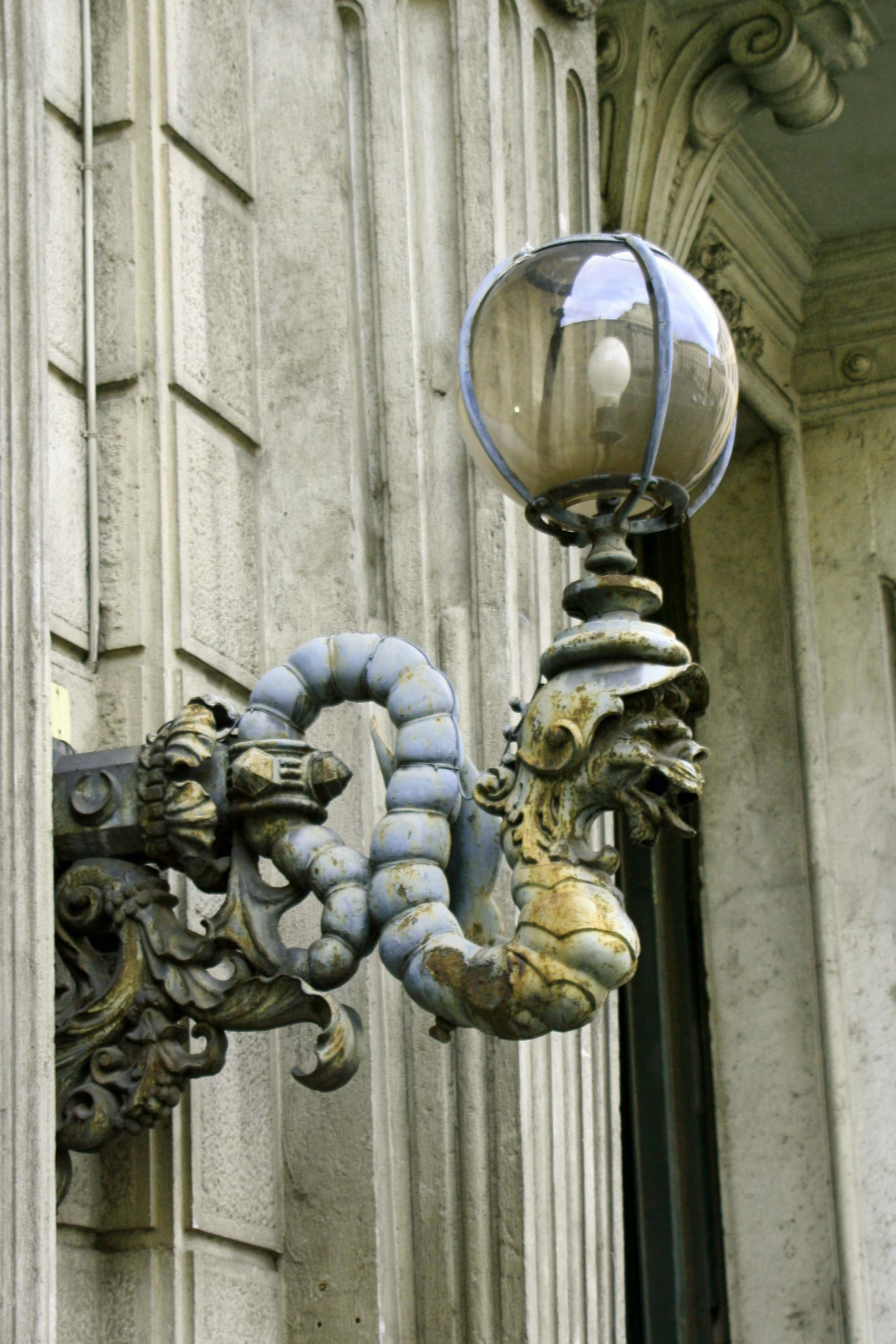 Rome lamp