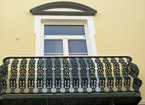 Balcony in Ponta Delgado, Azores