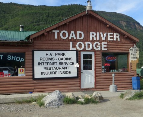 Toar River Lodge in northern BC