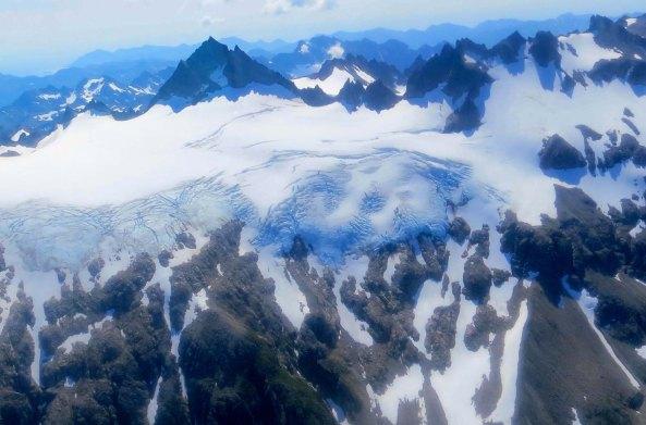 Kodiak, Alaska glacier