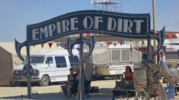 Empire of Dirt Burning Man 2013