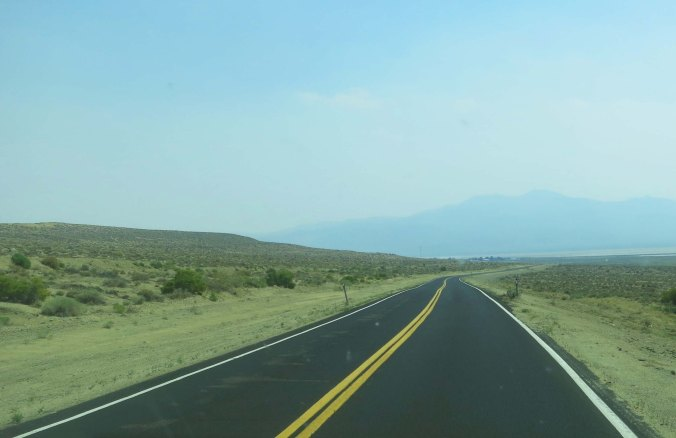 Burning Man is located in the remote Black Rock Desert of Northern Nevada.   These roads can be very lonely– except when Burning Man takes place. Local jurisdictions use the Burning man traffic count to justify their highway budgets.