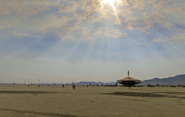 Until next year. I hope you've enjoyed this series on Burning Man.