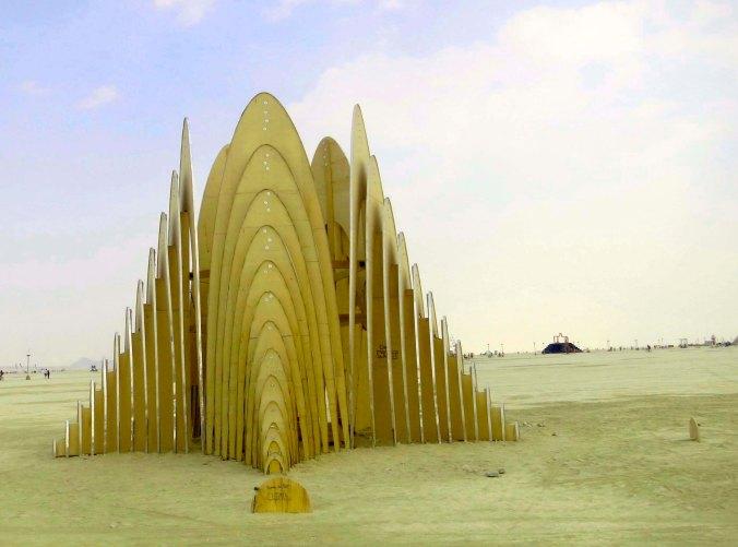 New York regional art at Burning Man 2013