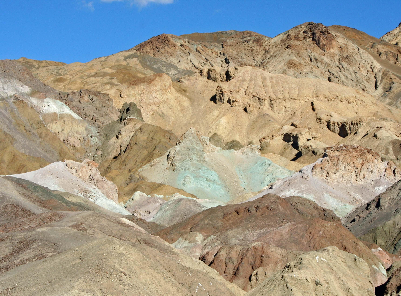 Artist's Palette, Death Valley. Photo by Curtis Mekemson.
