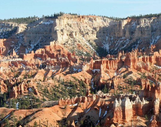 Bryce Canyon Amphitheater. Photo by Curtis Mekemson.