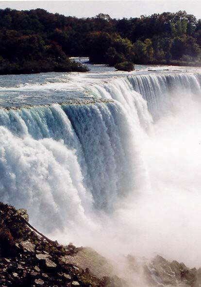 Niagara Falls photo by Curtis Mekemson.