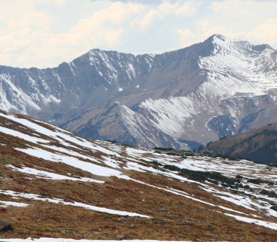 Photograph of Rocky Mountains National Park by Curtis Mekemson.