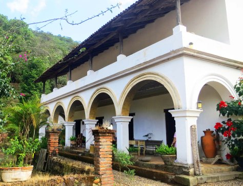 Hacienda Jalisco near San Sebastian, Mexico. Photo by Curtis Mekemson.