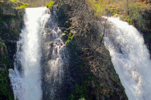 Burney Falls photo.