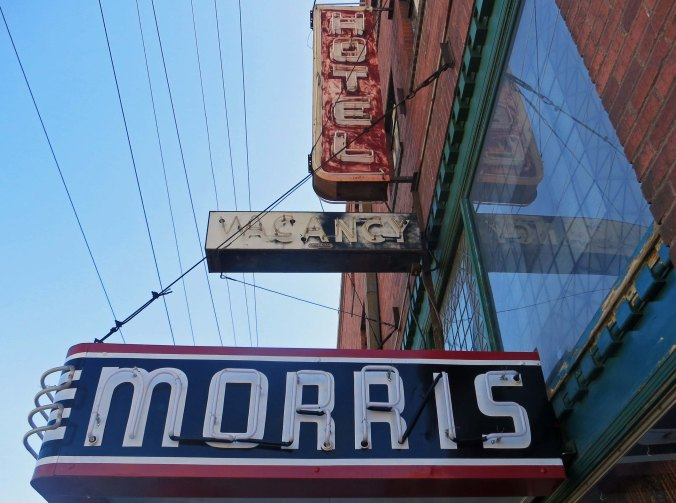 The old Morris Hotel in Reno, Nevada has now been renovated as the Morris Burner Hotel and will provide rooms for Burners on their way to Burning Man in August and people interested in art and the event year round.