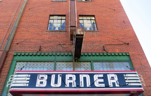 The 80-year old Morris Hotel in downtown Reno is now the Morris Burner Hotel.