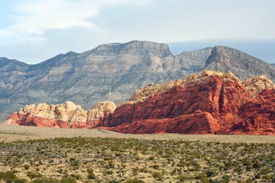 Red Rock Canyon National Conservation Area.