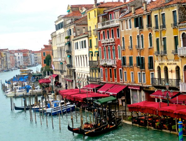 Venice, Italy from our 2012 visit. (Photo by Peggy Mekemson.)