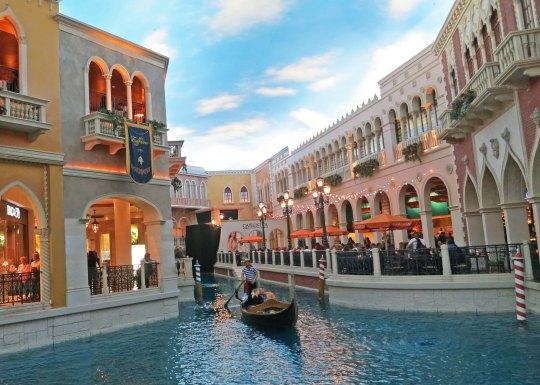 Venice, Las Vegas style.