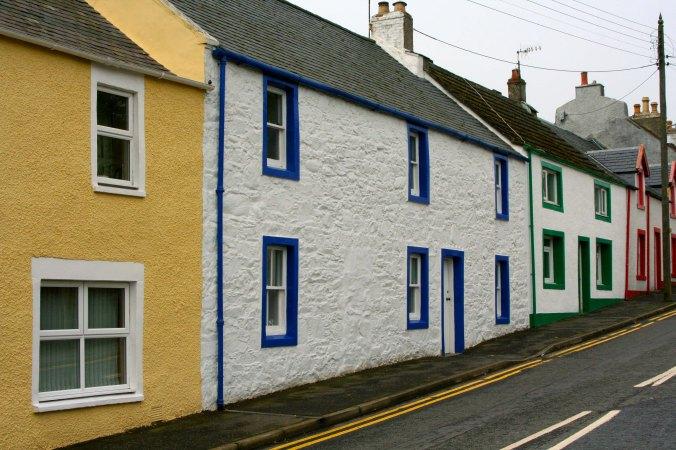 Photo of Kirkcolm, Scotland by Curtis Mekemson.