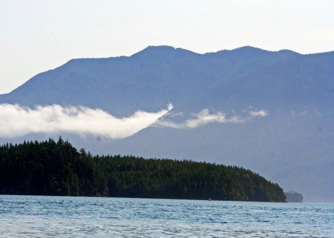 Blackfish Sound in British Columbia.