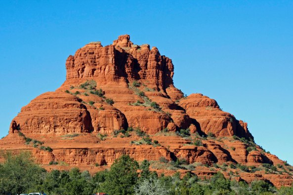 Photo of Bell Tower in Sedona, Arizona.