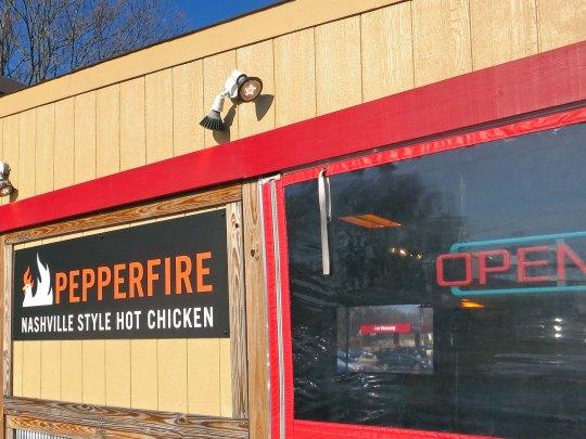 Pepperfire Restaurant in Nashville, TN. Photo by Curtis Mekemson
