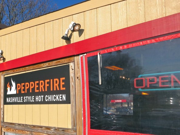 Pepperfire Restaurant in Nashville, TN. Photo by Curtis Mekemson