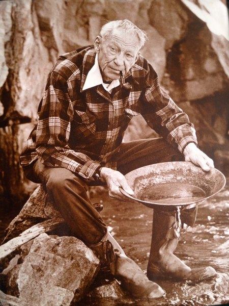 Photo of Herb Mekemson taken by Marian Heintz.