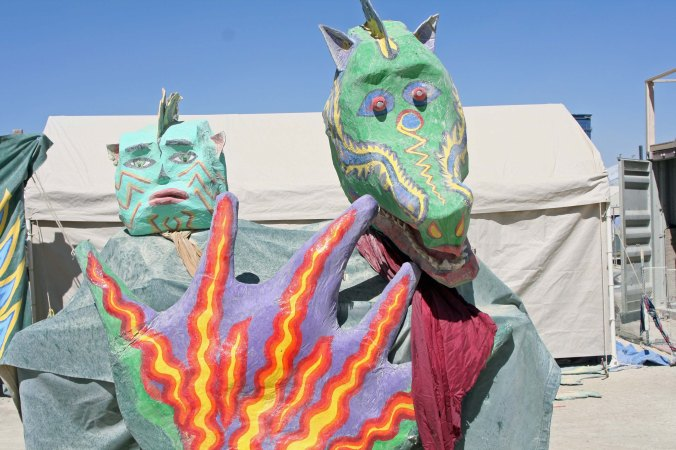 Burning Man is wonderfully strange, and always worth the price of a ticket… assuming you can get one.