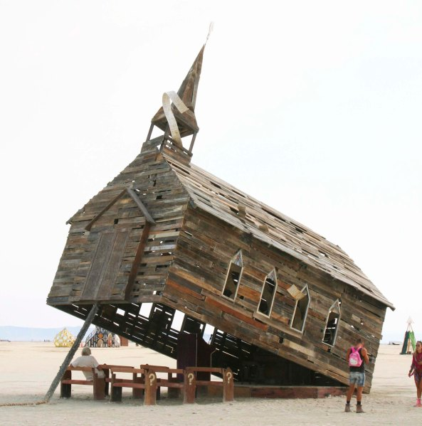 On a more humorous note, the Bird Trap Church.