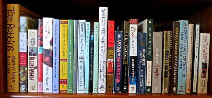 The BSBC reads a wide variety of books based solely on the tastes of whoever is selecting the book.