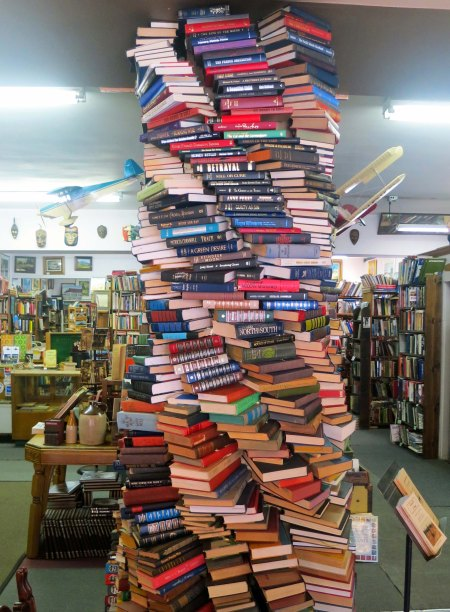 In addition to Wilbur, the Hein and Co Bookstore in Jackson is packed full of used books and