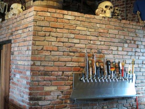 Seaside Brewery in Seaside, Oregon.