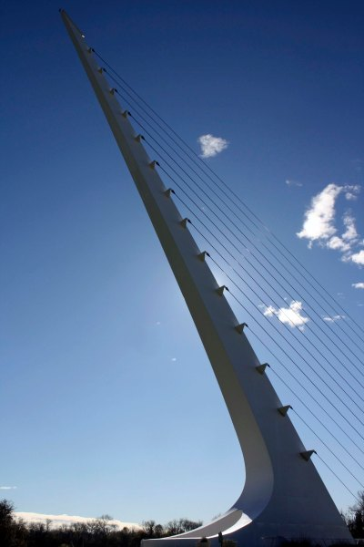 I was particularly struck by the elegance of the pylon that forms the sundial.