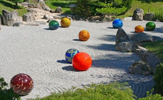 A new take on a Zen garden?