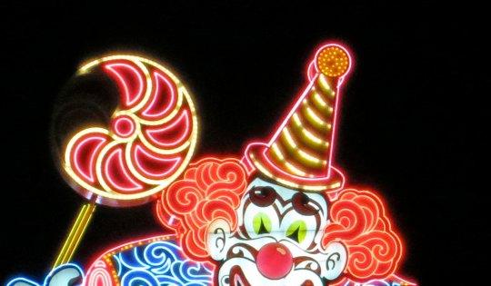 Circus Circus Clown.