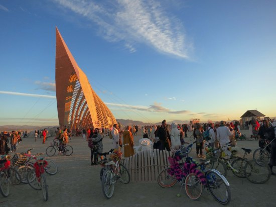 As I have each year, I will be doing a series of blogs on Burning Man. This is the 2015 Temple.
