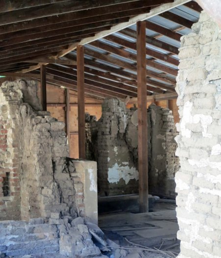 Remnants of Camilo's adobe house, and that of his father, still stand at Olompali State Park.