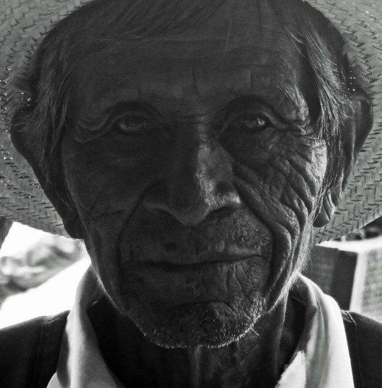 Beach vendor in Puerto Vallarta Mexico.