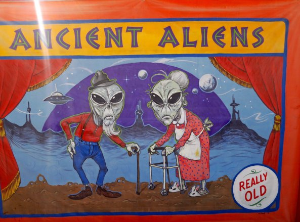 Ancient Aliens...