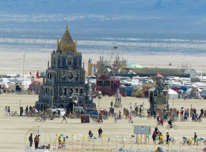 A final photo by Don. I really liked the way he captured the Totem of Confession in the broader Burning Man context.