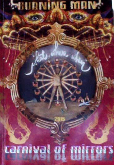 Burning Man program guide 2015