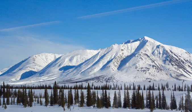 More impressive mountains...