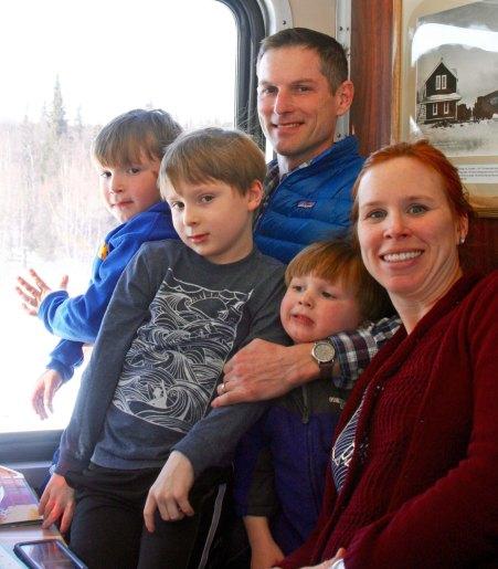2 Tony and family
